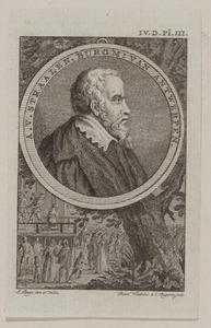 Portret van Antoon van Stralen (1521-1568)