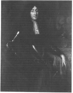 Portret van waarschijnlijk Willem van den Kerckhoven (1646-1717)