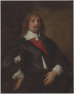 Portret van Sir Robert Howard (1626-1698)