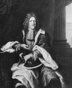 Portret van Göran Sperling (1630-1691)