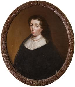 Portret van Elisabeth van Arnhem (?-1707)