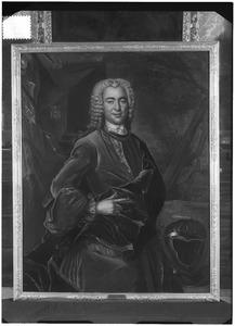 Portret van Wijnand Maximiliaan Jacob van Renesse (1714-1781)