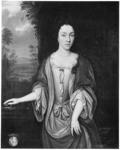 Portret van Margaretha Sweers (1661-1740)