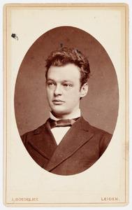 Portret van Dirk van Haren Noman (1854-1896)
