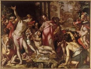 De opwekking van Lazarus ('Lazarus sta op')