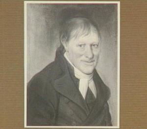 Portret van Willem, Dirk of Jan Piebes Sjollema
