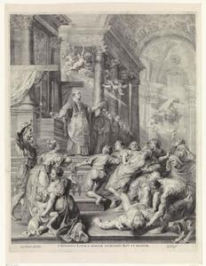 De wonderen van de Heilige Ignatius van Loyola