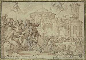 H. Anno vergroot de St. Gereon kerk in Keulen