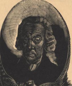 Portret van Jan Christiaan Sepp (1739-1811)