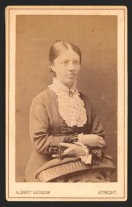 Portret van Jeanne Camerling