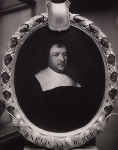 Portret van Cornelis van den Bergh (....-1664)