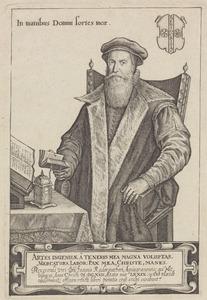 Portret van Johan I Radermacher (1538-1617)