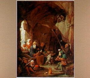Verzoeking van de Heilige Antonius