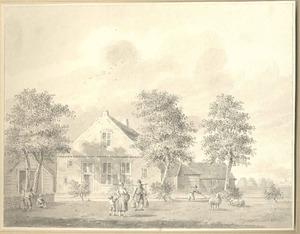 Huis Lutkewede te Hoogland