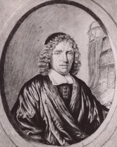 Portret van Guilielmus Saldenus (1627-1694)