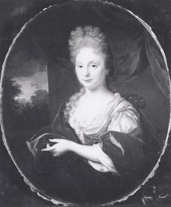 Portret van Alijda Wijnands