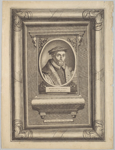 Portret van Hadrianus Junius (1511-1575)