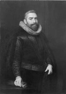 Portret van Gabriel Vernatti (1559- )