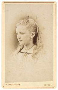 Portret van Catharina Margaretha Rümke (1866-1963)