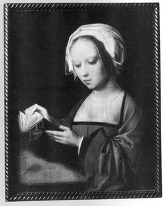 De H. Maria Magdalena lezend