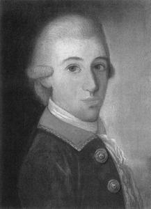Portret van Daniël Theodorus van Hamel (1751-1805)