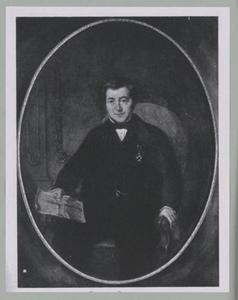 Portret van Godfried Salomonson (1796-1867)