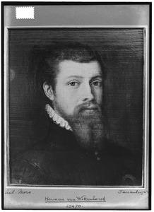 Portret van Herman van Wittenhorst (1534-1608)