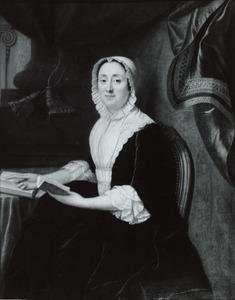 Portret van Erkenraad Snouck (1709-1770)