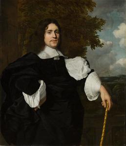 Portret van Jacobus Trip (1627-1670)