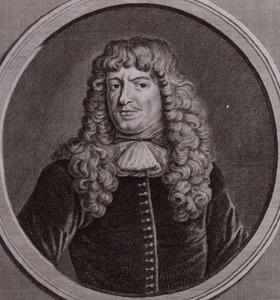 Portret van Nicolaas Heinsius (1620-1681)