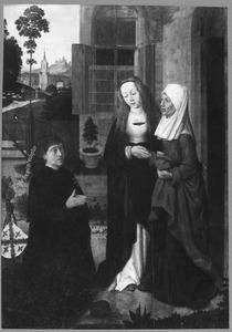 De visitatie met Jan Willem Jansz., commandeur van het Haarlemse Jansklooster (1484-1514)