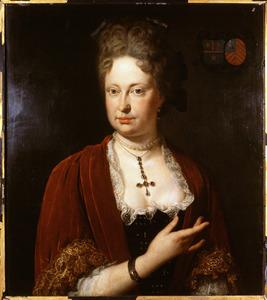 Portret van Anna Teding van Berkhout (1677-1710)