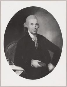 Portret van Philippus Theodorus van Cloon (1732-1787)