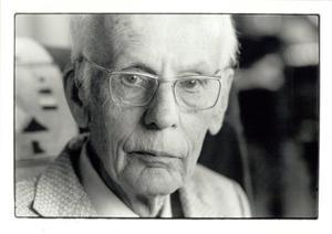 Portret van Harm Kamerlingh Onnes
