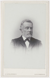 Portret van Epke Hora Adema (1831-1916)