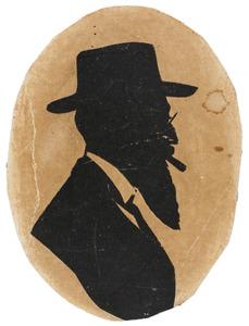 Portret van Arnold Broese van Groenou (1845-1927)