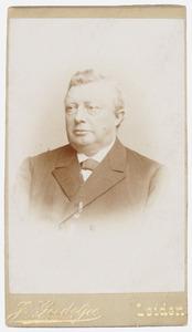 Portret van Willem Klercq (1834-1907)