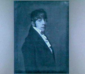 Portret van Pieter ten Behm Wentholt (1791-1864)