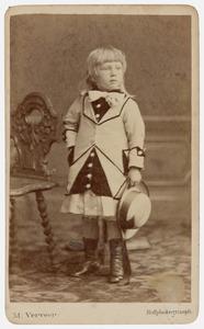 Portret van Johannes Leonardus van Voorthuysen (1876- )