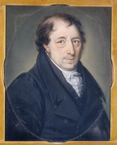 Portret van Frank van der Goes (1772-1855)