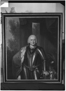 Portret van Jacob Hendrik van Rechteren (1709-1783)