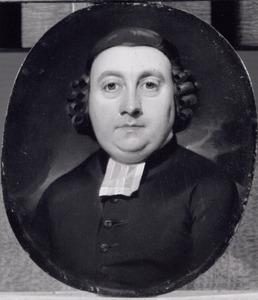 Portret van Jacob Hendrik van den Doorslag (1749-1826)