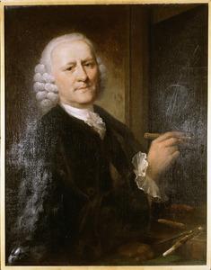 Portret van Jakob Baart de la Faille (1716-1777)