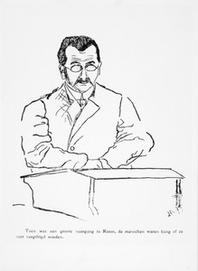 Portret van Ernst Laqueur (1880-1947)