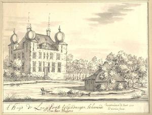 Het huis Landfort bij Gendringen