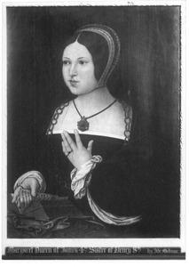 Portret van de tweede dochter van Philip Haneton
