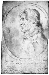 Portret van Daniel de Kempenaer (1593-?)