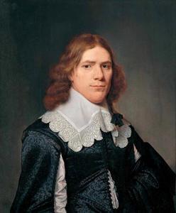 Portret van Cornelis Briell (1619-1657)