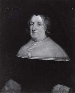 Portret van Anna Catharina van Ripperda