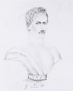Portret van G. Nahuys (....-....)